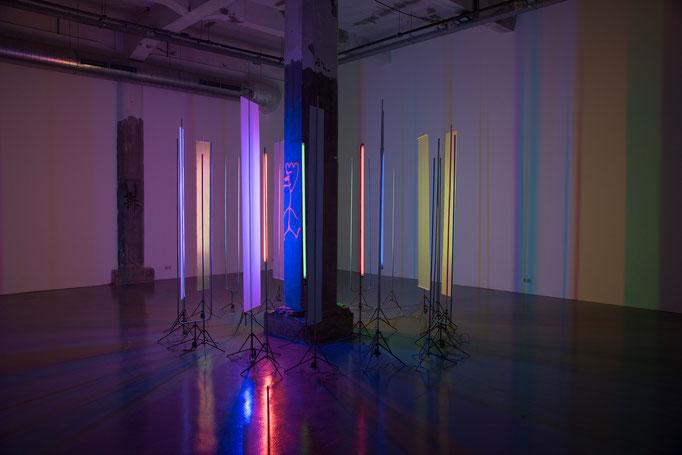 expositie in Tetem