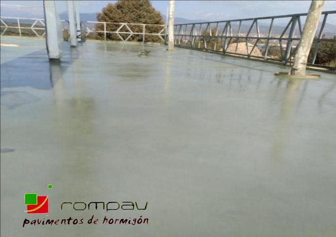 pavimentos de hormigón pulido Segovia
