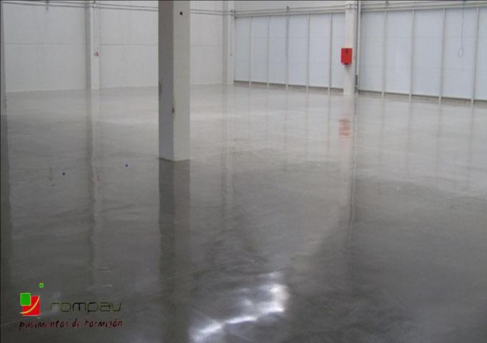 pavimentos de hormigon pulido Toledo