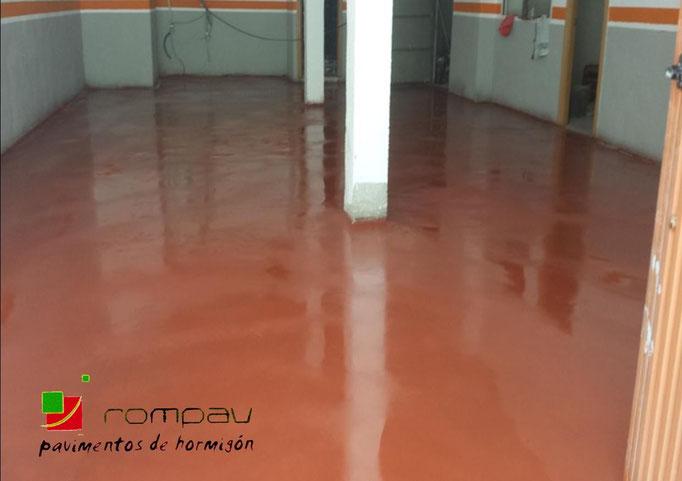 pavimentos industriales para naves Guadalajara