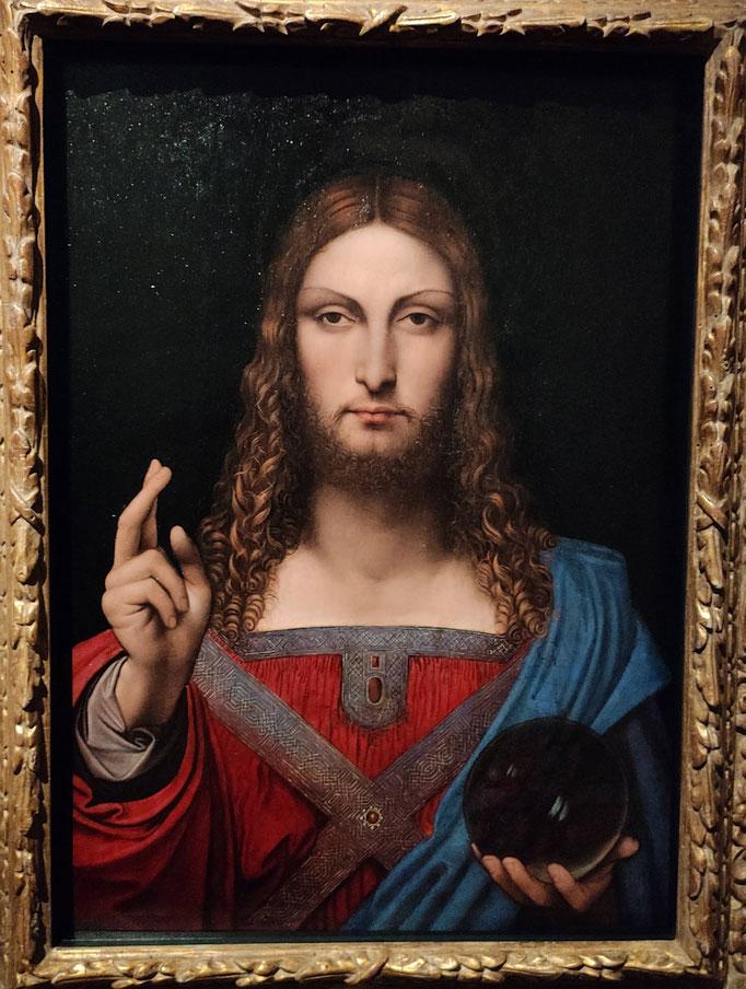 Salvator Mundi (1500)