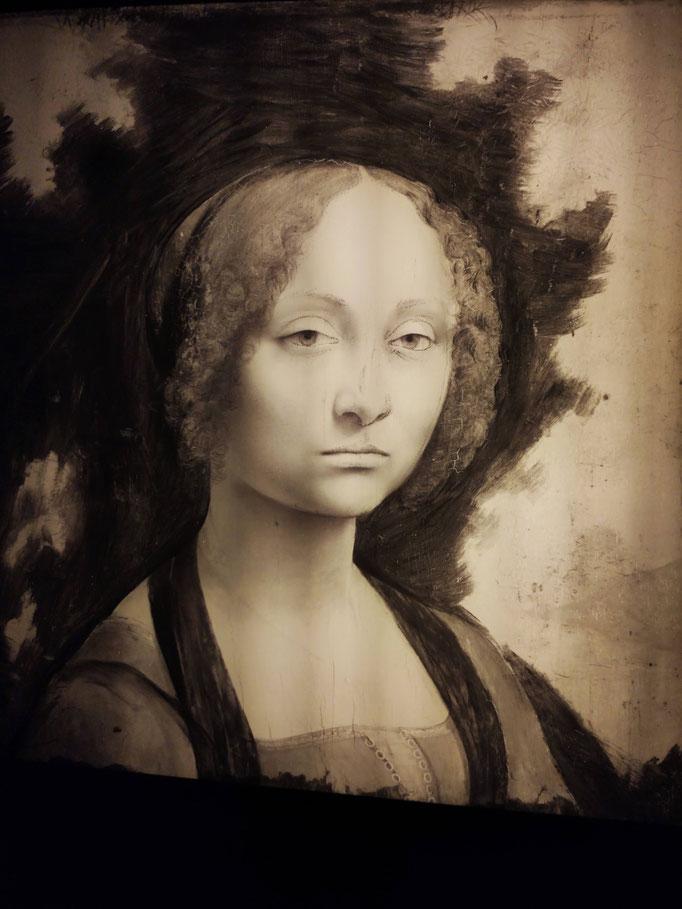 Portrait de Ginevra de' Benci (1474-1476)
