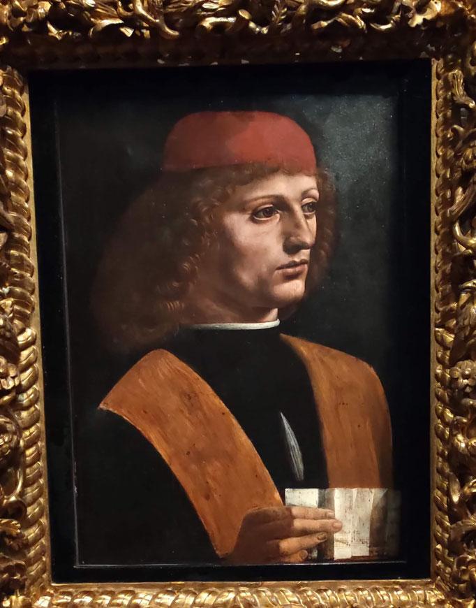 Portrait de musicien (1485)