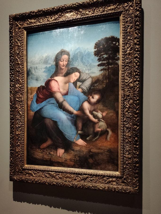 La Vierge, l'Enfant Jésus et sainte Anne (1503 - 1519)
