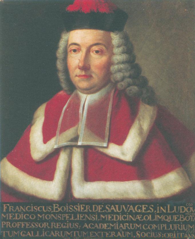 François Boissier de Sauvages