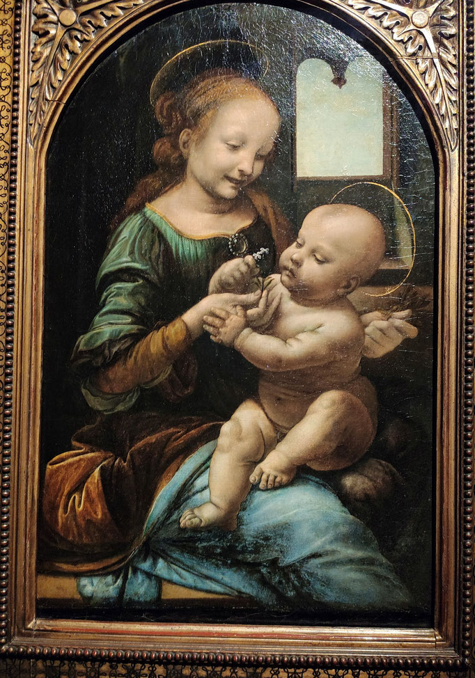 Madonna Benois (1478)