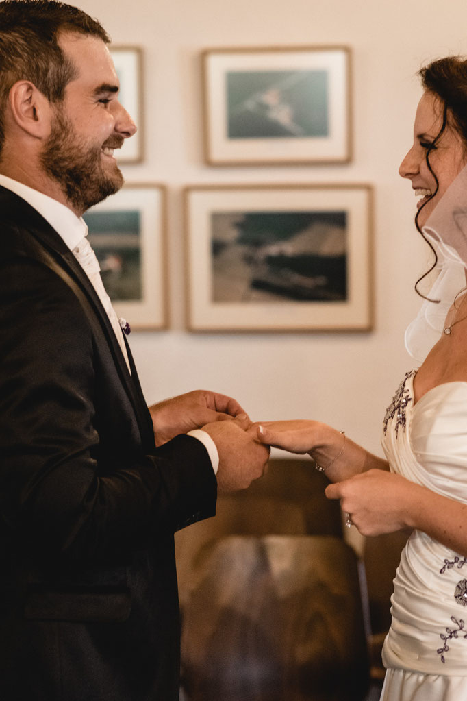 Ringübergabe Hochzeit