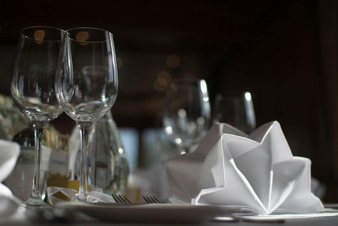 Hochzeit Tischdeko Regensburg Hotel am See