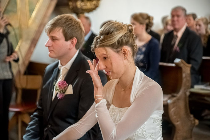 kirchliche Hochzeit Maisach Unterschweinbach