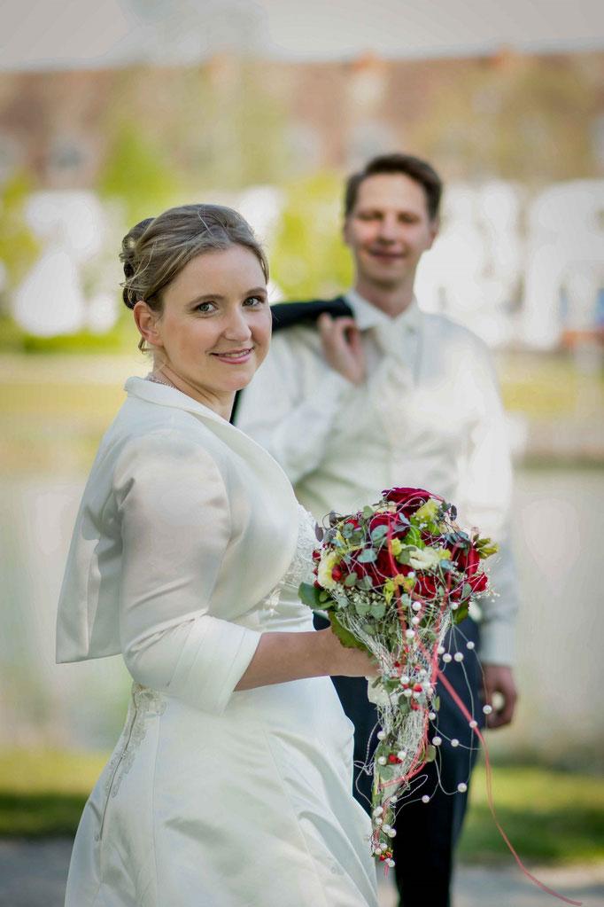 Regensburg Hotel am See Brautpaar Hochzeitsfeier Bilder