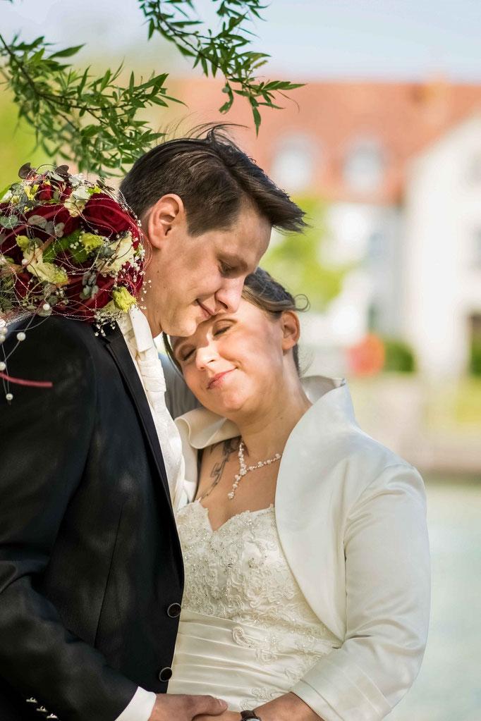Regensburg Hochzeitsfotos Hotel am See Eheversprechen