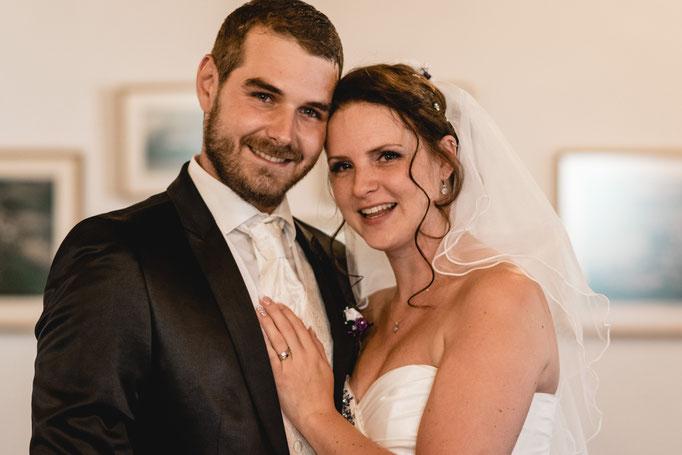just married frisch verheiratet in Unterscheinbach eggenfelden