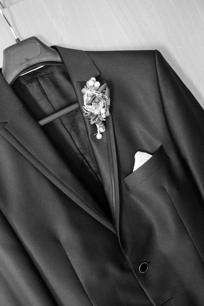 Anstecknadel Revers Anzug