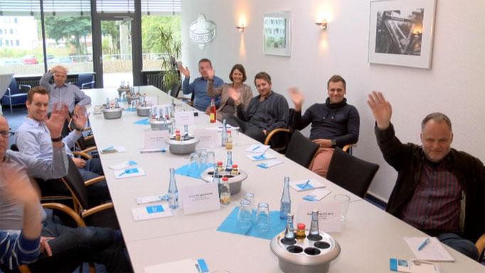 Seminar Präsentation Nürnberg auf deutsch oder englisch