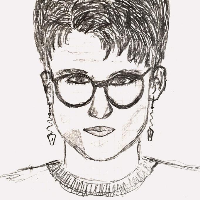 Illustration von Anja Piffaretti, creative-island.ch: Portrait