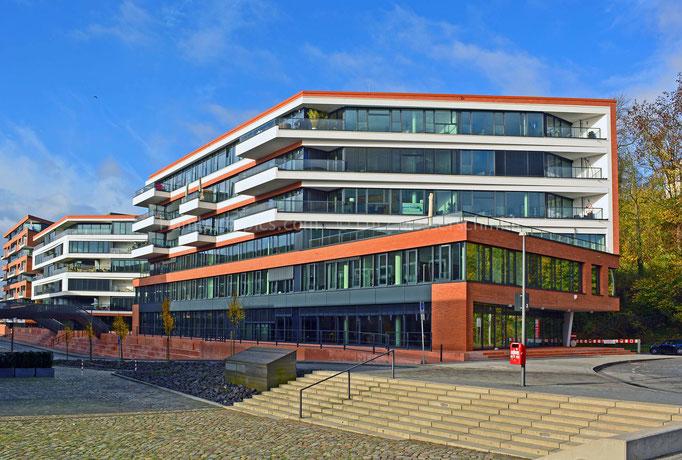 Neues Wohngebäude in Neumühlen