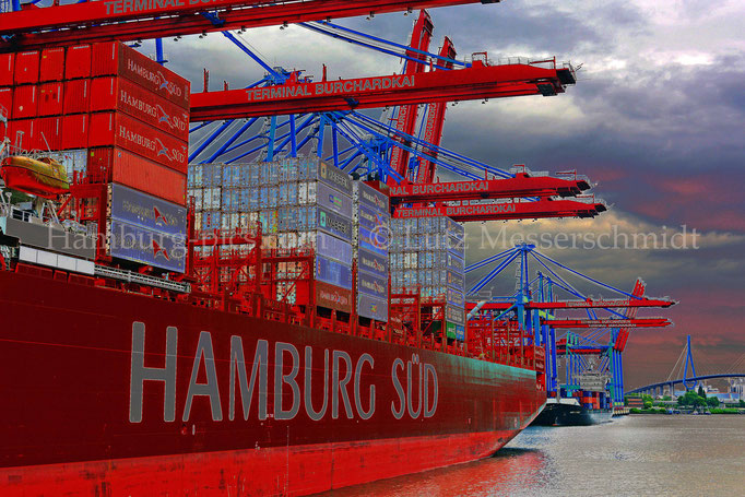 Containerschiffe - 34