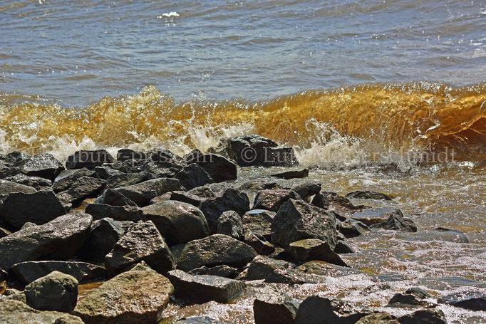 övelgö 12 - Wie am Meer...am Elbstrand Övelgönne
