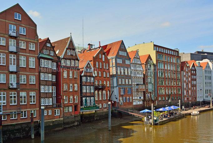 Alt-Hamburg am Nikolaifleet