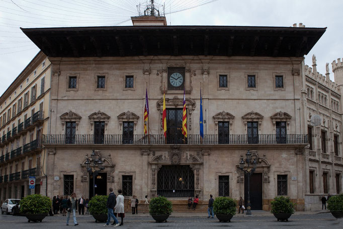 Rathaus von Palma