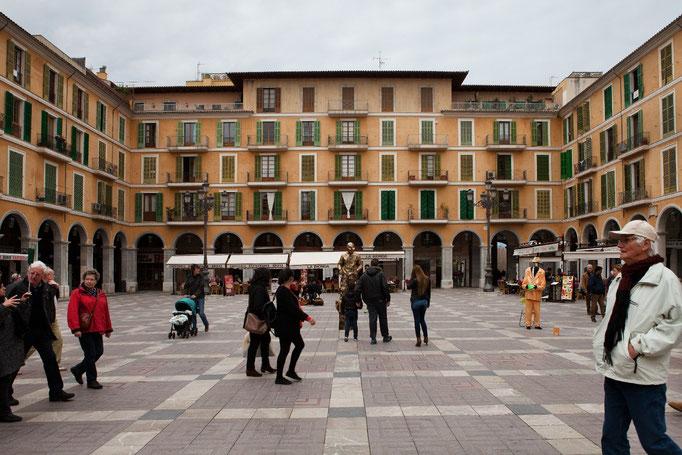Plaza Major - Palma