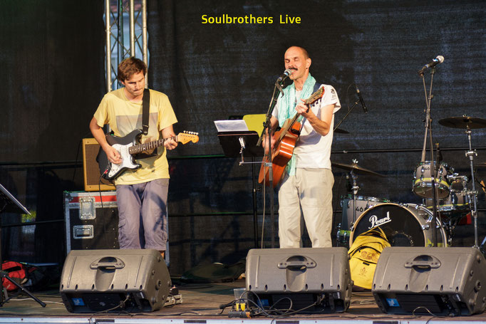 Soulbrothers live