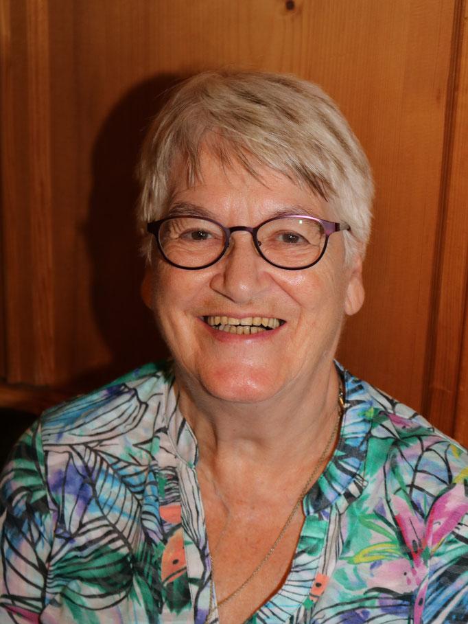 Gerda Karl feiert einen runden Geburtstag