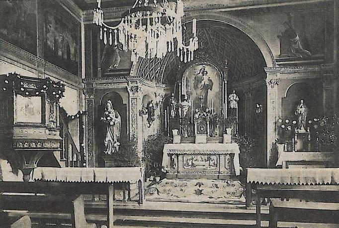 Rosenkranz innen vor 1930