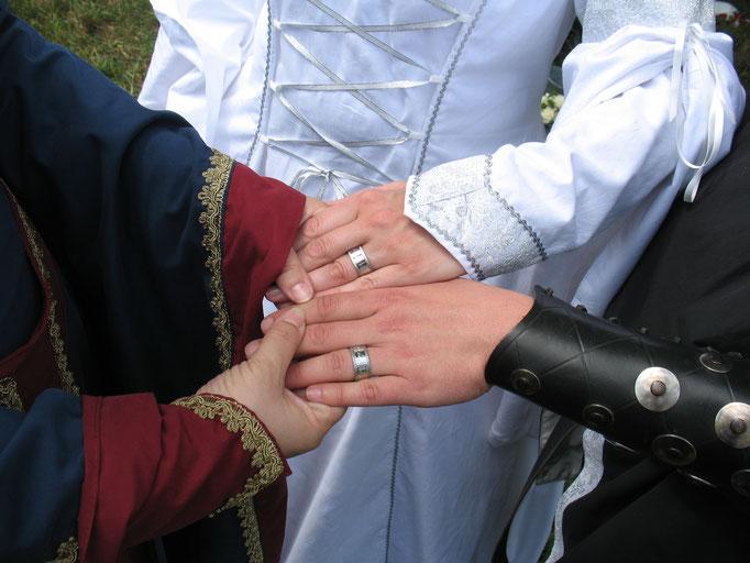 Ehe, Partnerschaft, Themenhochzeit