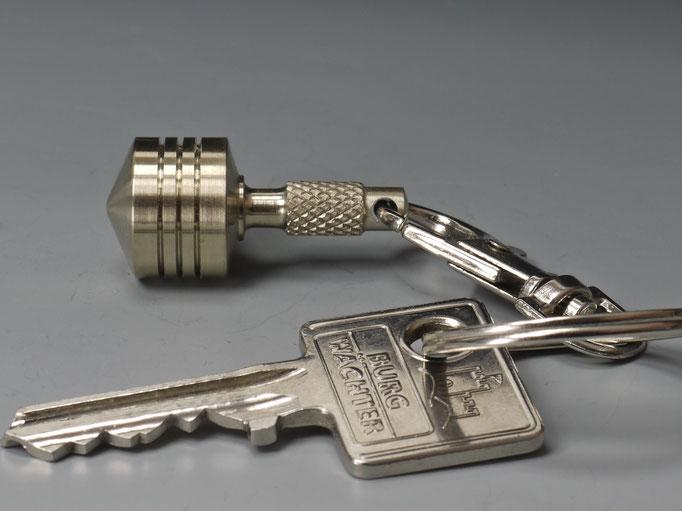 Schlüsselanhänger-Kreisel