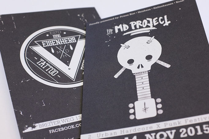 the MD Project