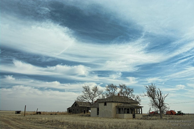 Great Plains, No Man's Land / Oklahoma