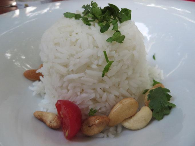 Gemüsecurry Teil I: der Reis