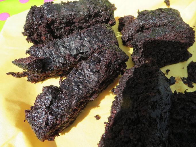 der schokoladigste Kuchen aller Zeiten