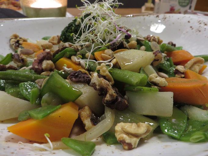 Gemüseacker