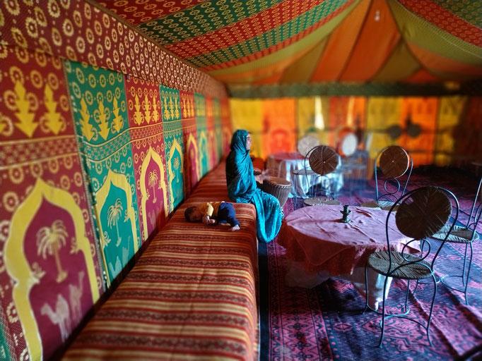 campement Aladdin aux dunes de Chegaga