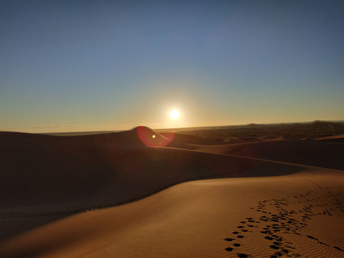 Dunes de Chegaga désert marocain
