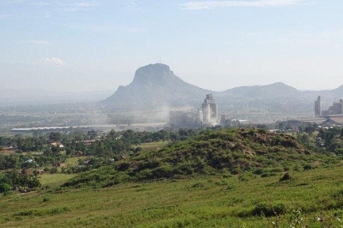 Tororo Rock (Das ist nicht der Berg, den wir erklimmen)