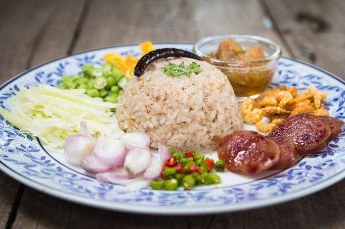 Gerichte aus Thailand