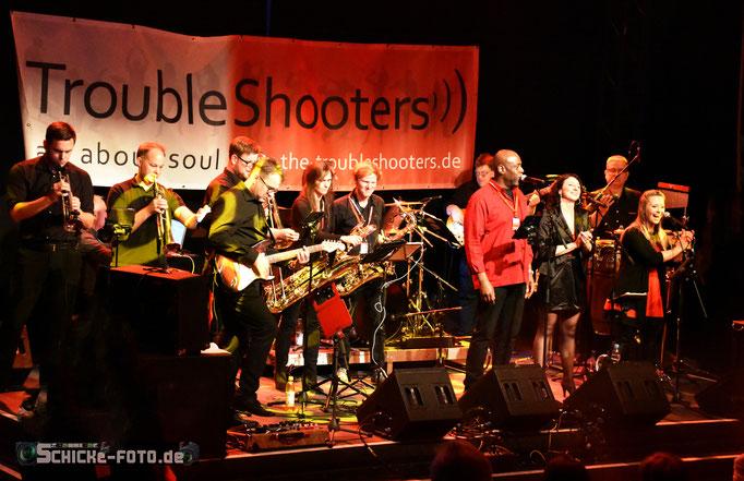 Troubleshooters - Wintertollwood München 2018 - Foto by Gerd Schicke