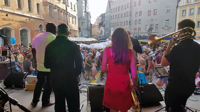 Troubleshooters - Bürgerfest Regensburg 2017