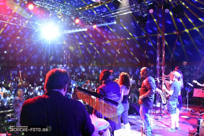 Troubleshooters - Stadtteilfest München Aubing 2018 - Foto by Gerd Schicke