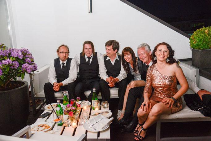 Soul Crew - Hochzeit 2018 - Gärtnerplatz München
