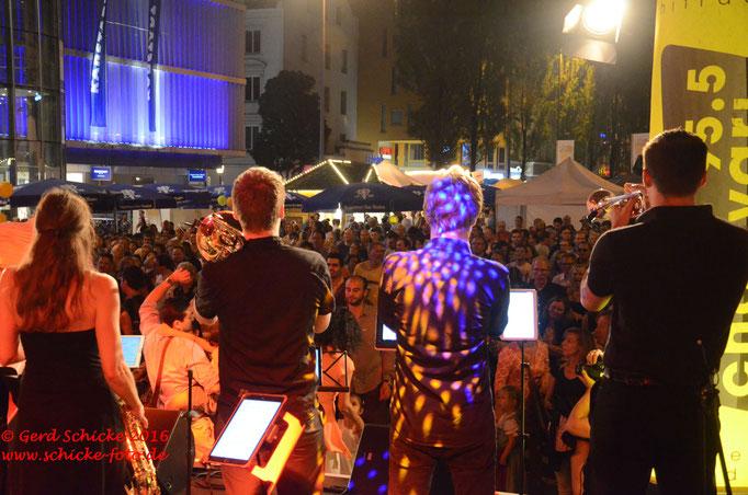 Troubleshooters - Streetlife Corso Leopold München - Foto by Gerd Schicke
