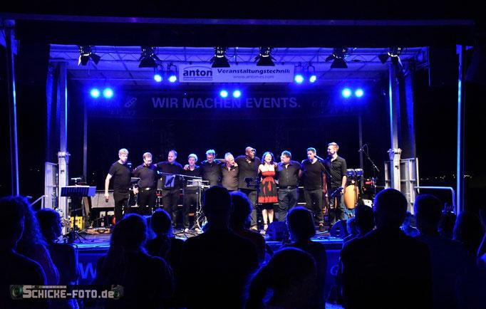 Troubleshooters - Künstlermarkt Bad Wiessee 2018 - Foto by Gerd Schicke