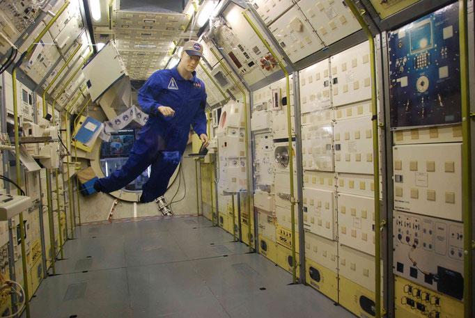 Raumlabor der ESA