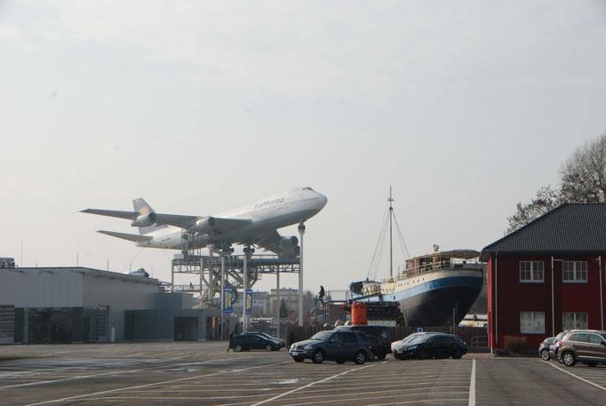 Boing 747