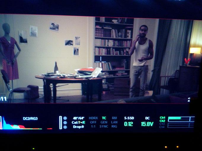 retour video sequence salon