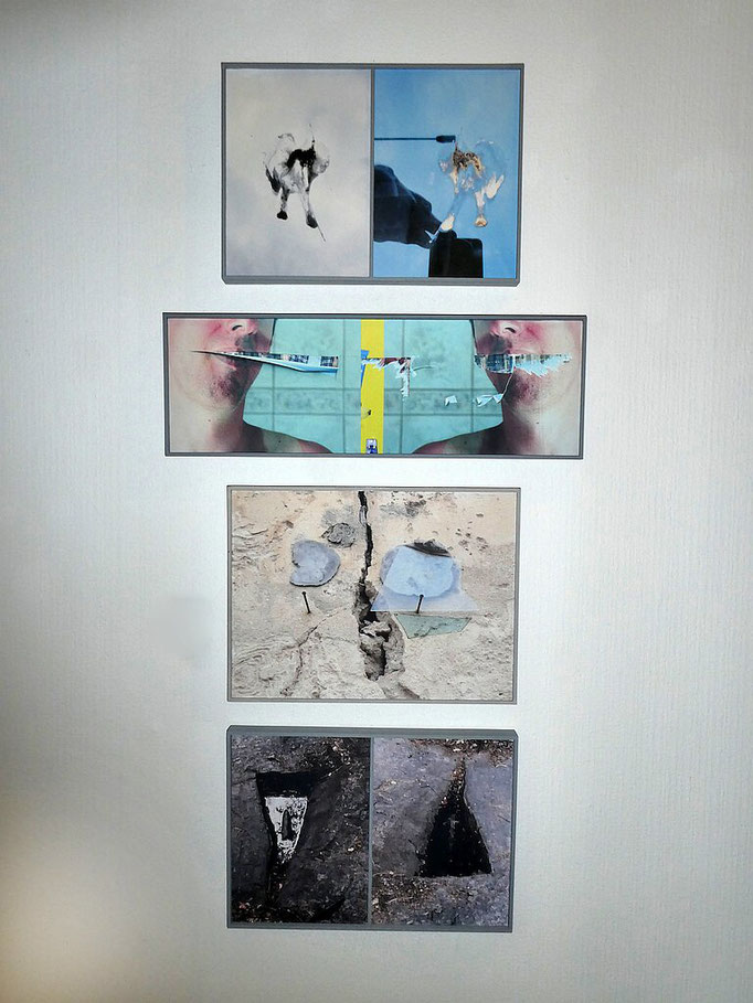 Klaus Küster_BEIDE SEITEN_Kunst von KLAUS KÜSTER & DIETMAR WEHR_Paralleler Prozess im 68elf-studio