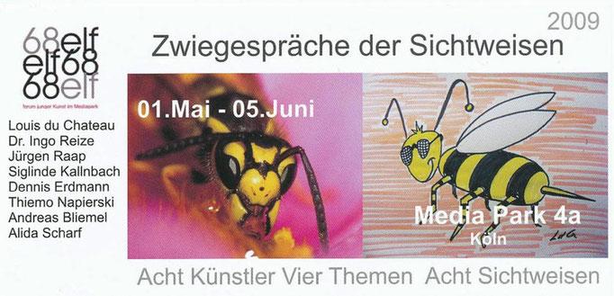 01.05. - 04.06.2009 / 68elf Mediapark 4